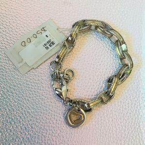 NWT brighton heart bracelet